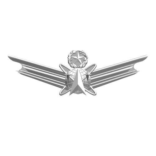 AF172 - Air Force Space Badge - Master