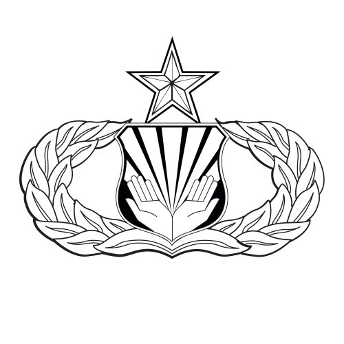 AF183U - Chaplain Assistant - Senior