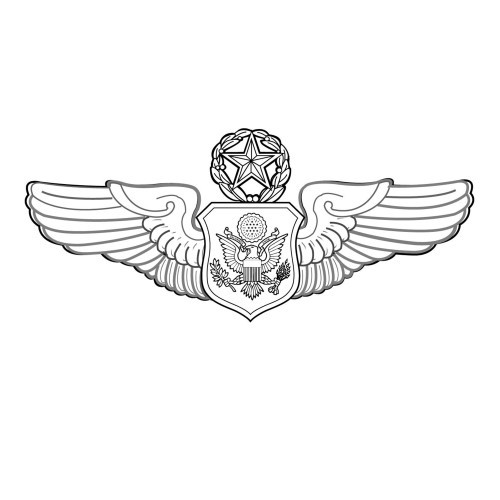 AF78U - Officer Aircrew - Master