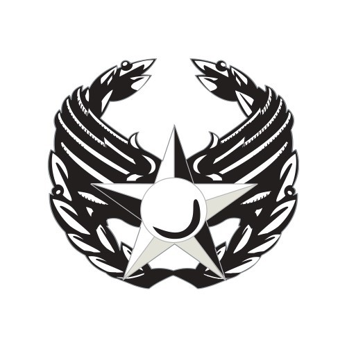 AF950U - Commanders Badge